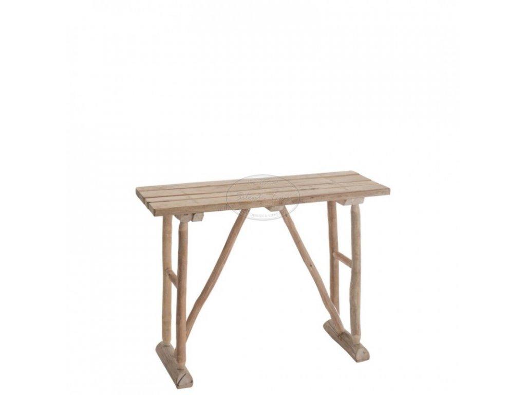 Odkládací stolek BRUT WOOD