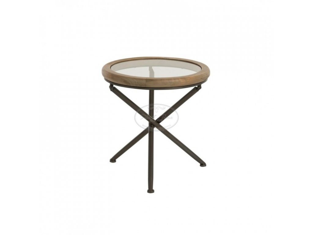 Odkládací stolek - kulatý ROU
