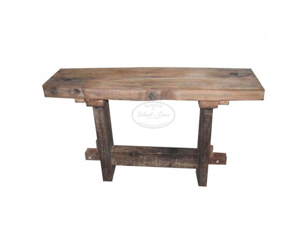 Konzolový stolek  RECYCLED 2