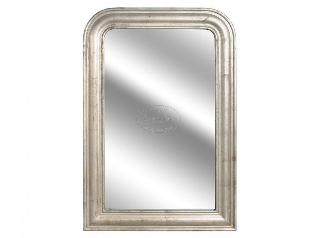Zrcadlo BAROK SILVER 3