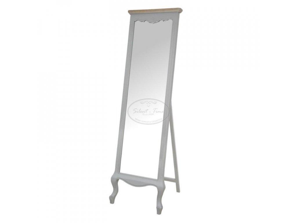 Dřevěné zrcadlo podlahové CATANIA 025