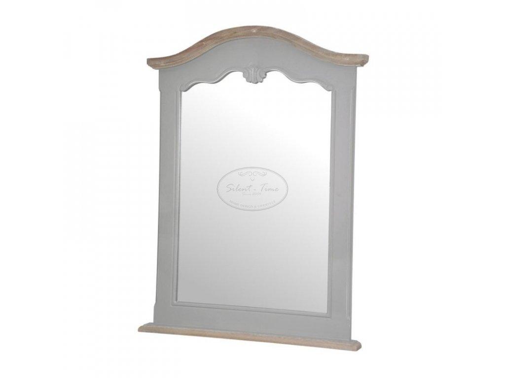 Dřevěné zrcadlo CATANIA 052