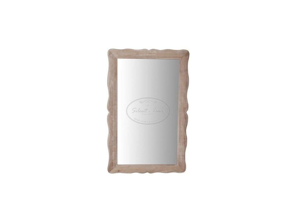 Dřevěné zrcadlo nástěnné PESARO 055