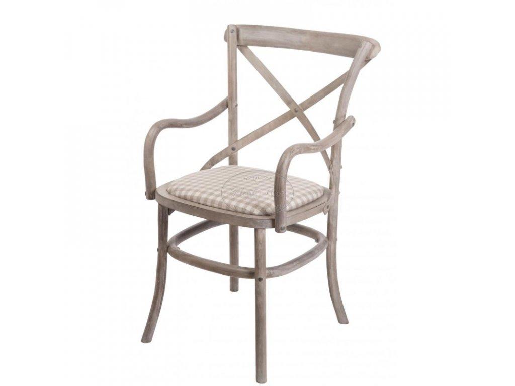 Dřevěná židle CROSS VENICE 885B