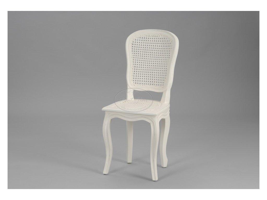 Židle MURANO CREME MIX