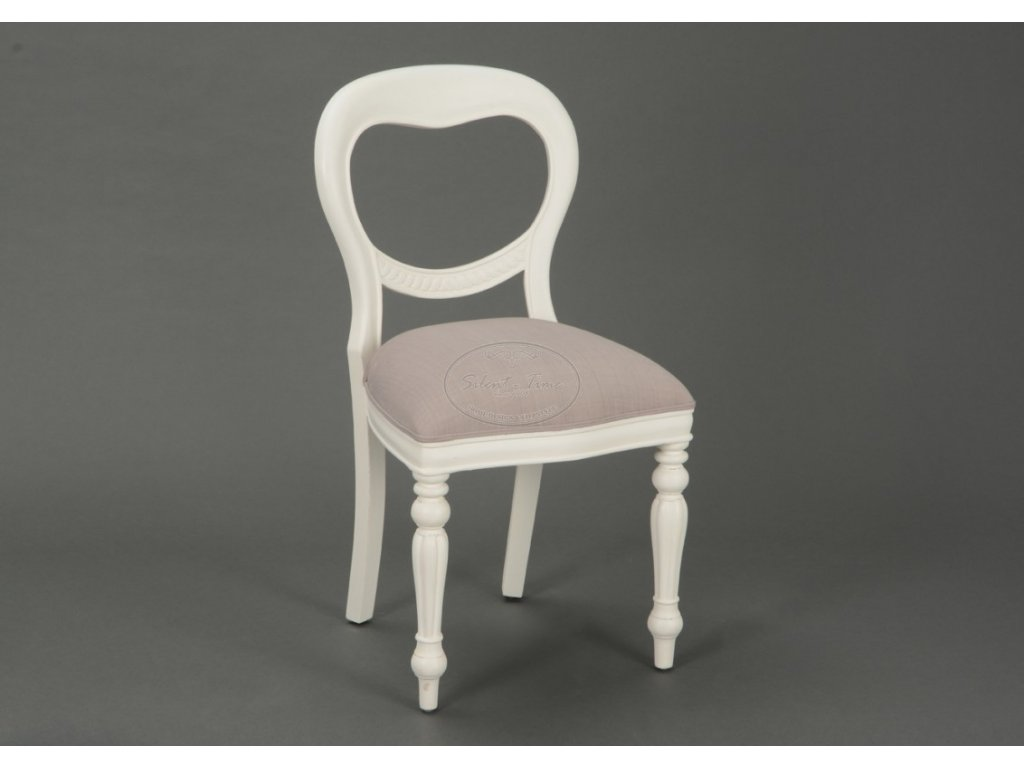 Polstrovaná židle AGATHE