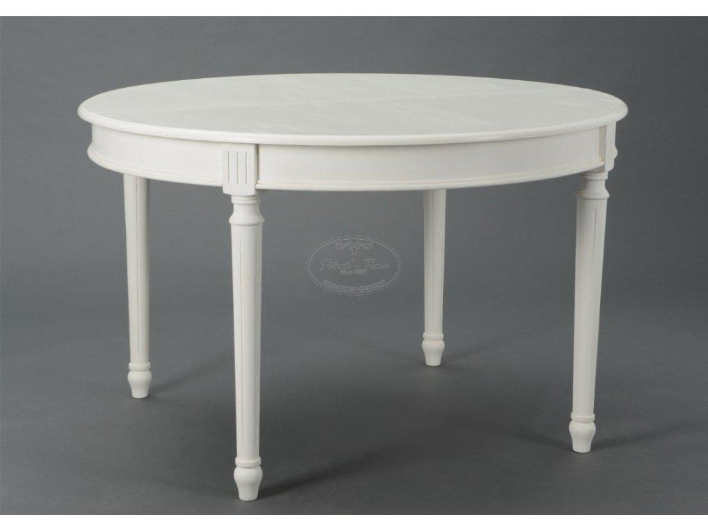 Kulatý jídelní stůl AGATHE