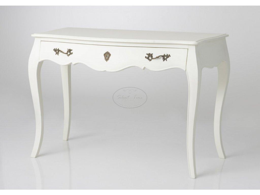 Konzolový stolek MURANO WHITE 5kd