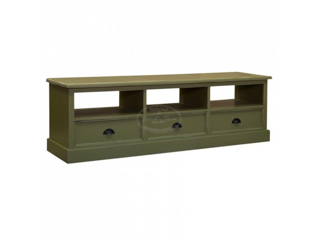 Televizní stolek dřevěný PS-106