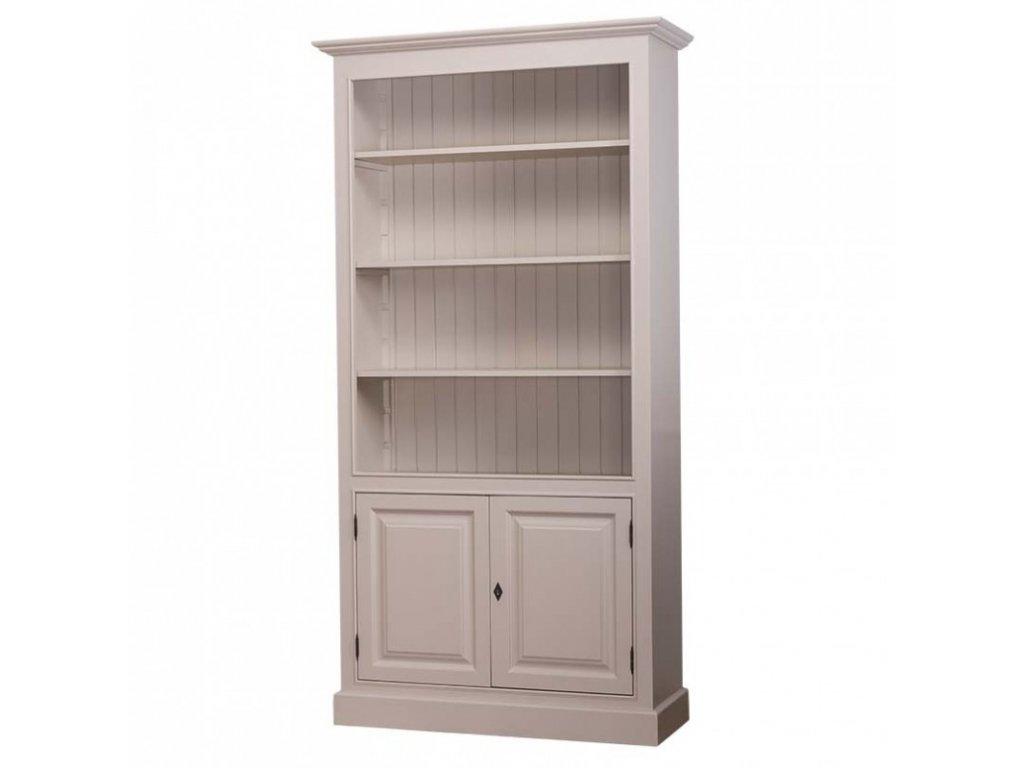 Dřevěná knihovna PS-109