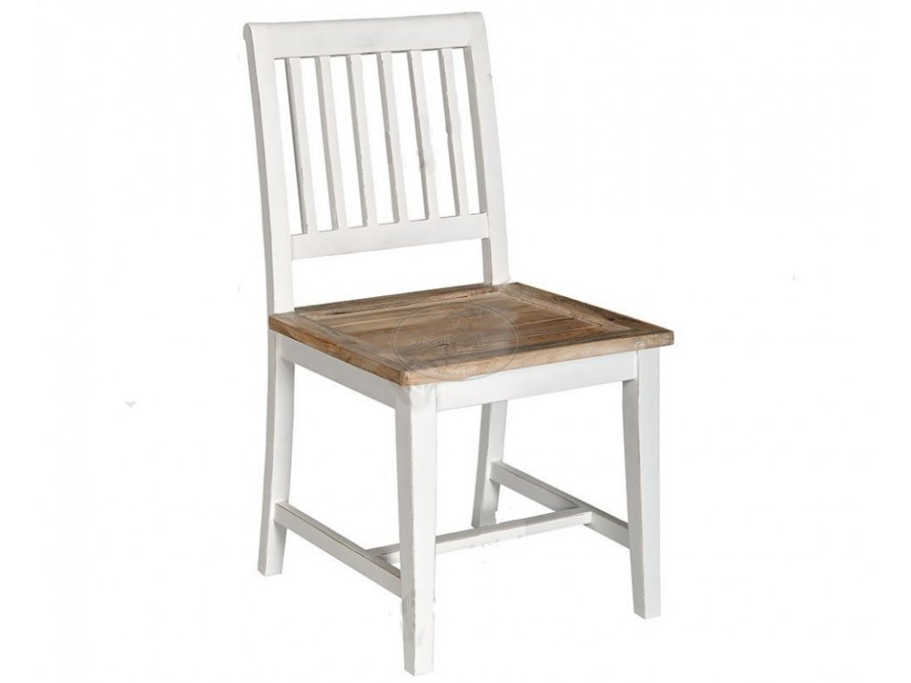 Židle BRISTOL WHITE