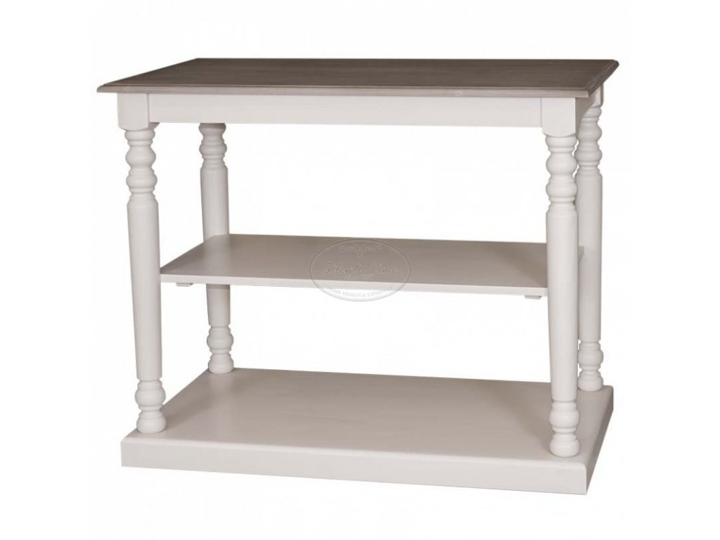Konzolový stolek dřevěný PS-178