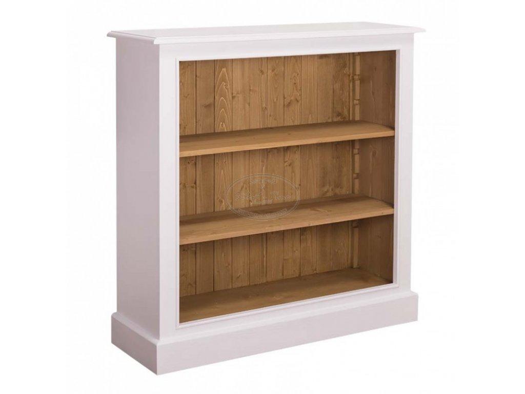 Dřevěná knihovna PS-188