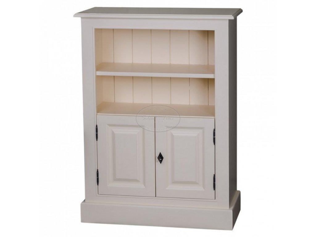 Dřevěná knihovna PS-211