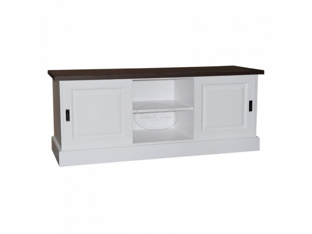 Televizní stolek dřevěný PS-222
