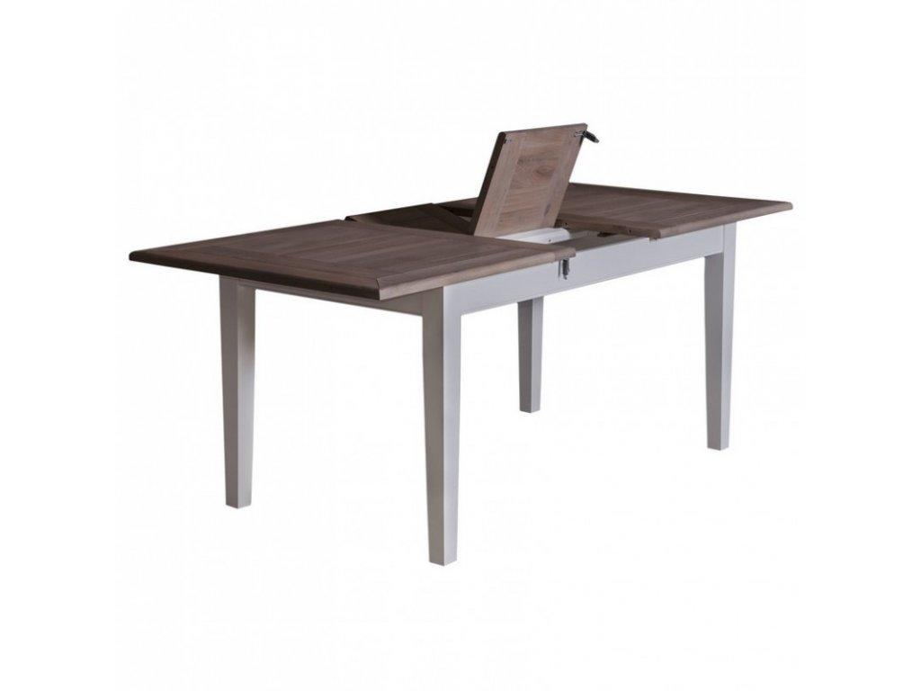 Dřevěný jídelní stůl rozkládací PS-224