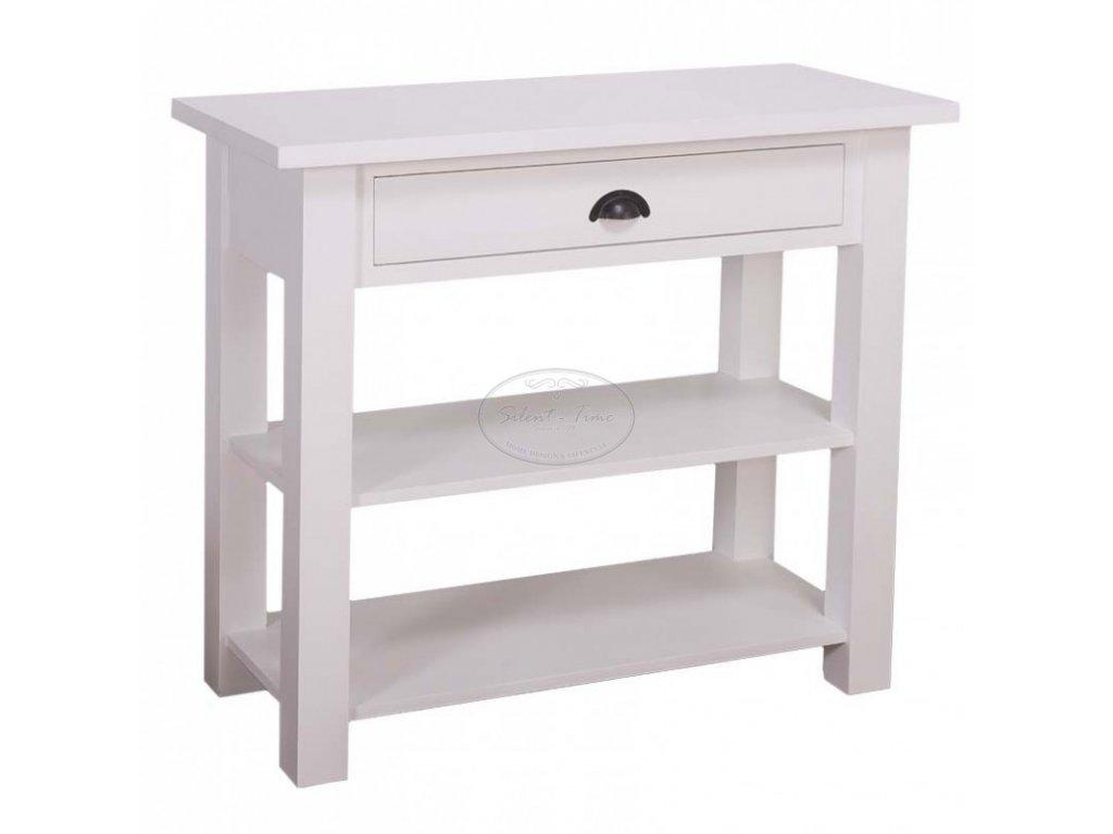 Konzolový stolek dřevěný PS-238
