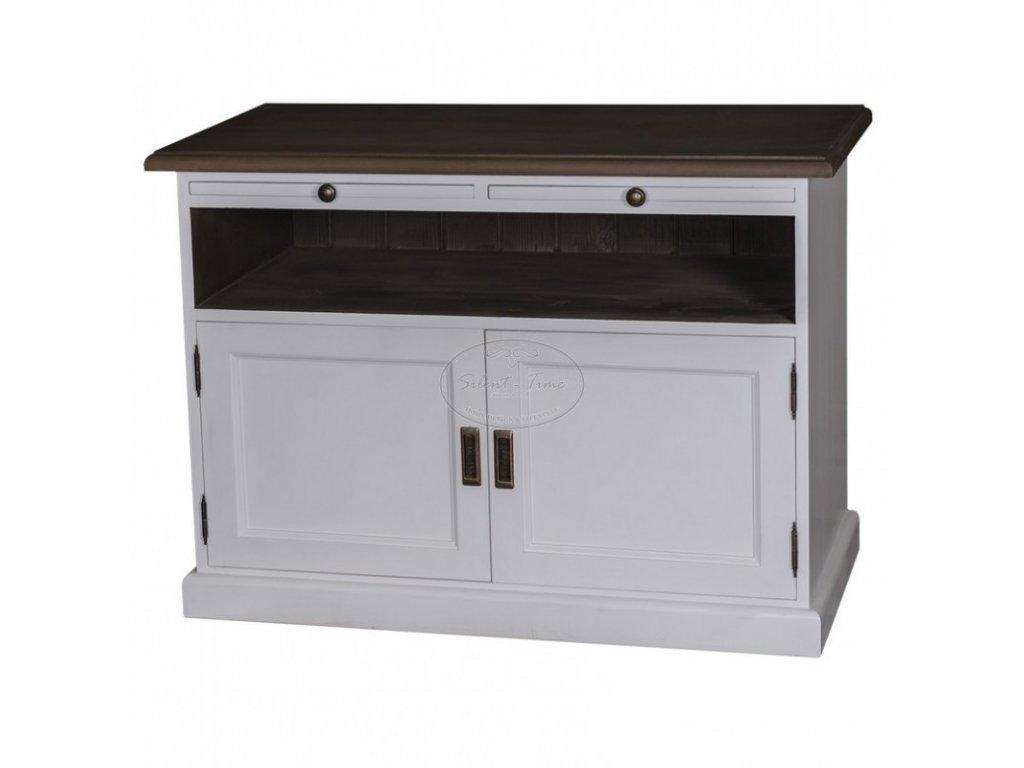 Televizní stolek dřevěný PS-289
