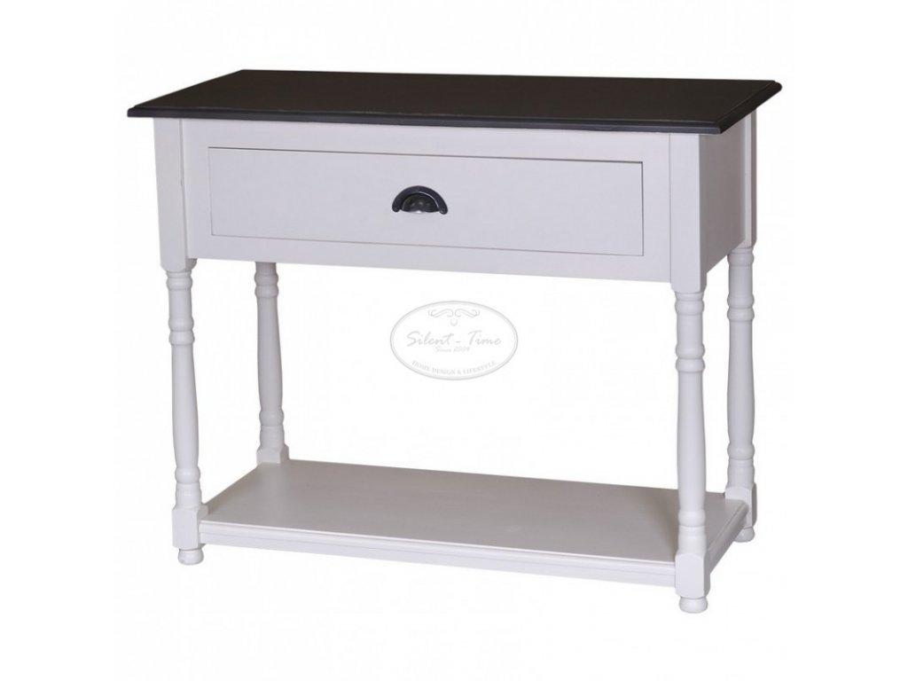 Konzolový stolek dřevěný PS-30