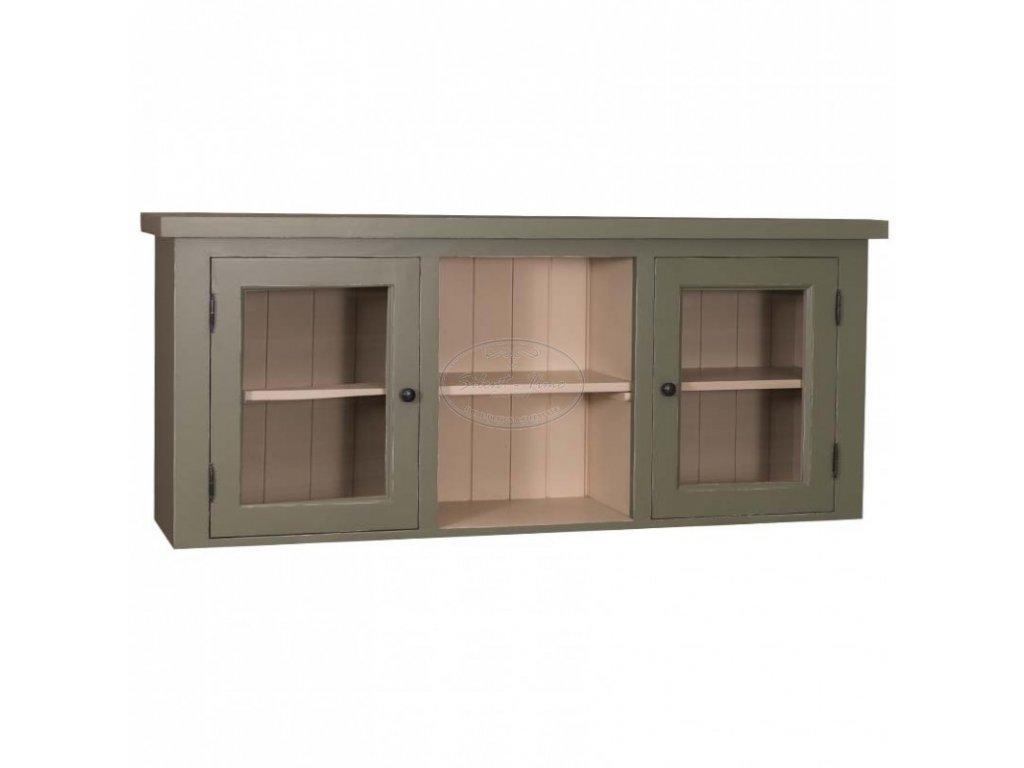 Horní skříňka kuchyňská sklo PS-378