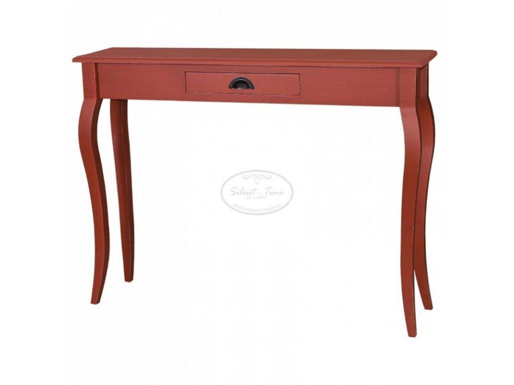 Konzolový stolek dřevěný PS-410