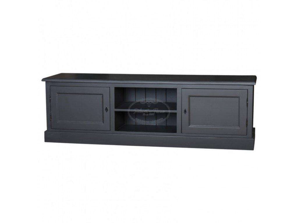 Televizní stolek dřevěný PS-417