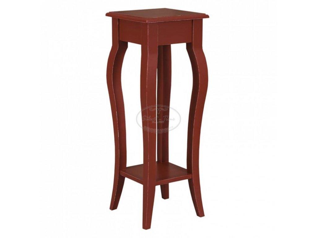 Květinový stolek dřevěný PS-424