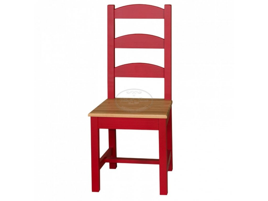 Židle dřevěná PS-48
