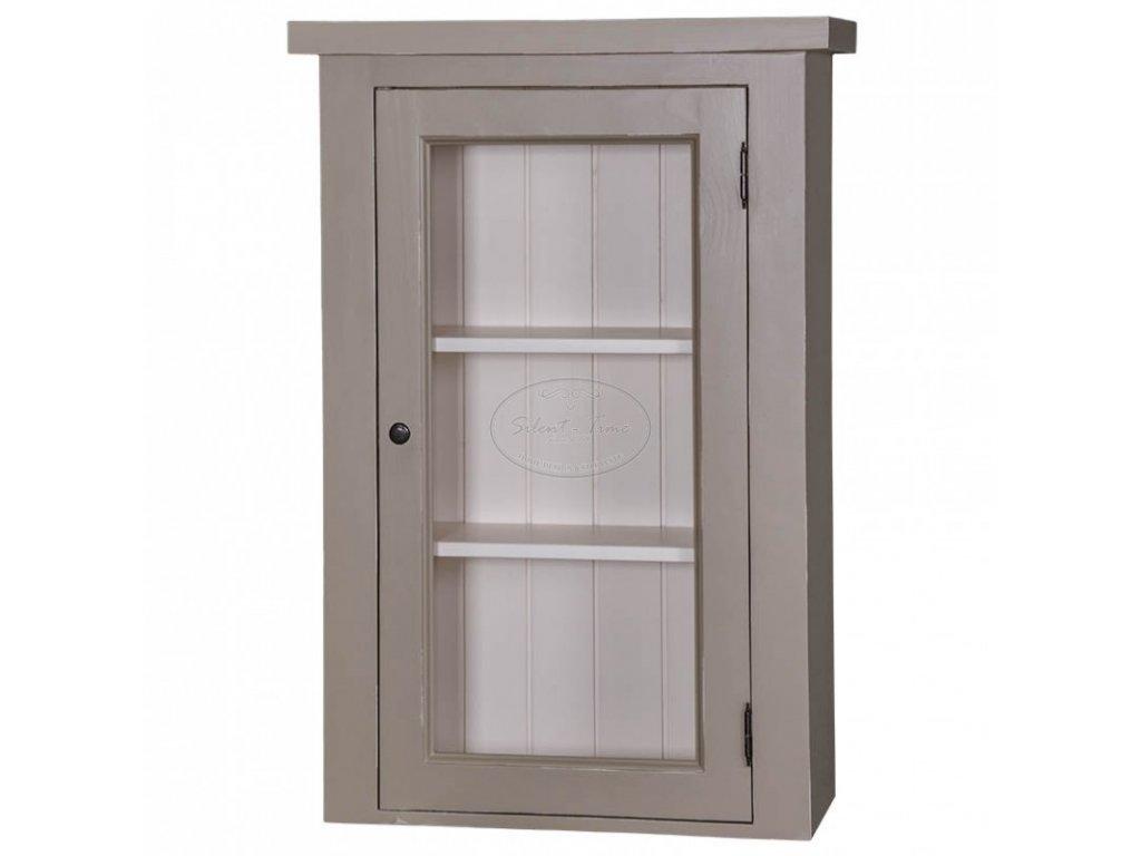 Horní skříňka kuchyňská sklo PS-502