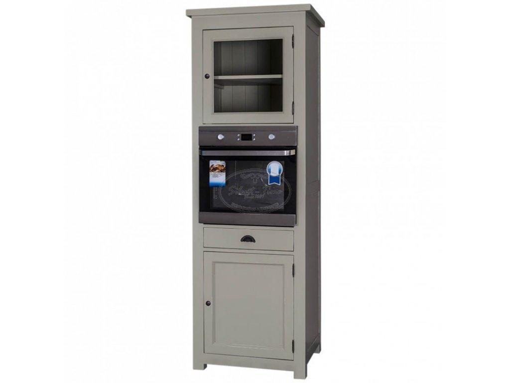 Vysoká skříňka kuchyňská na troubu PS-512
