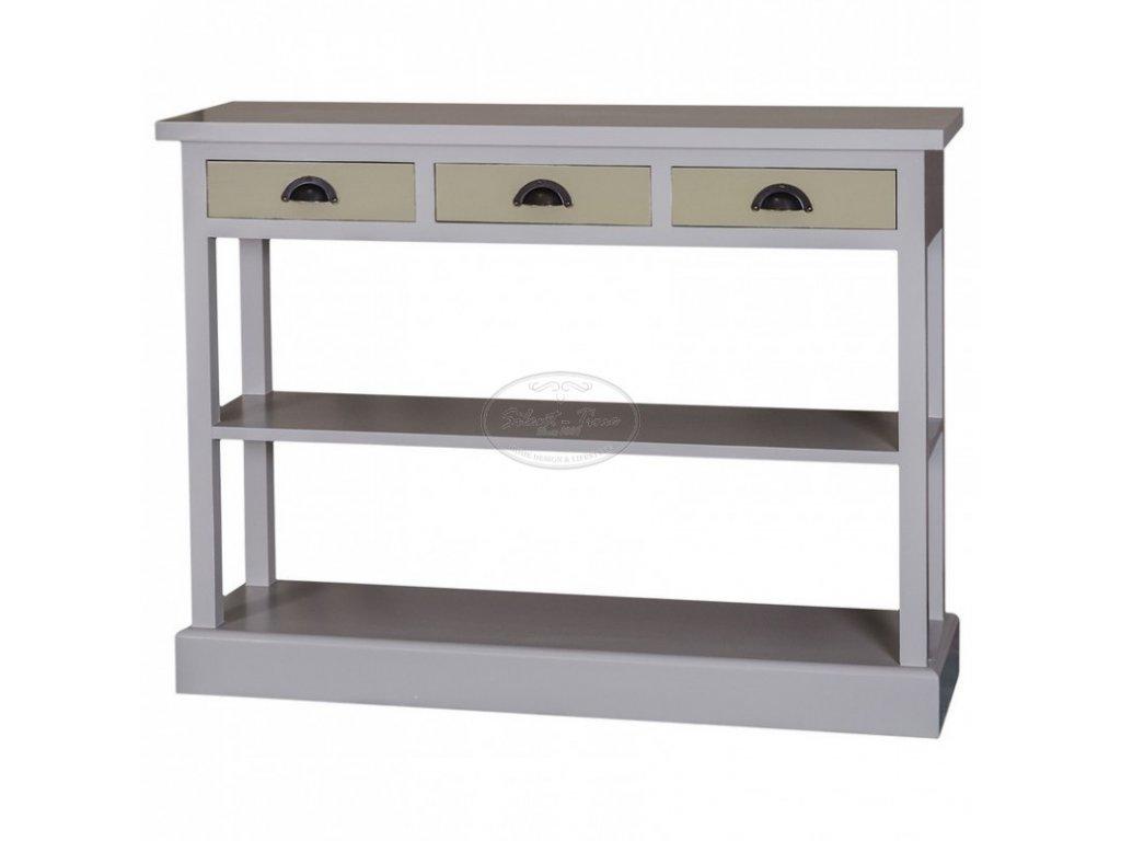 Konzolový stolek dřevěný PS-513