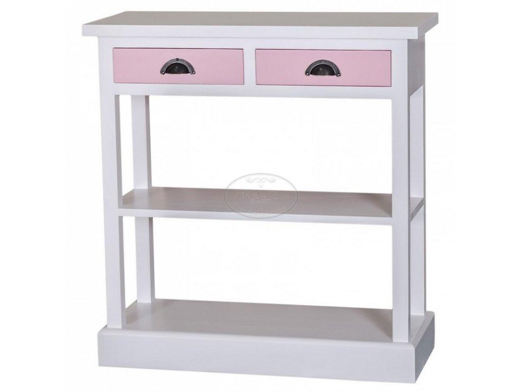 Konzolový stolek dřevěný PS-514