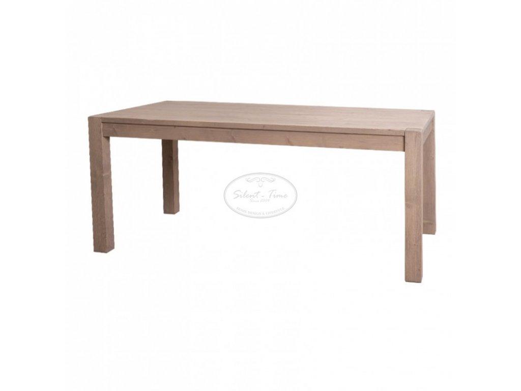 Dřevěný jídelní stůl CUBE PS-584
