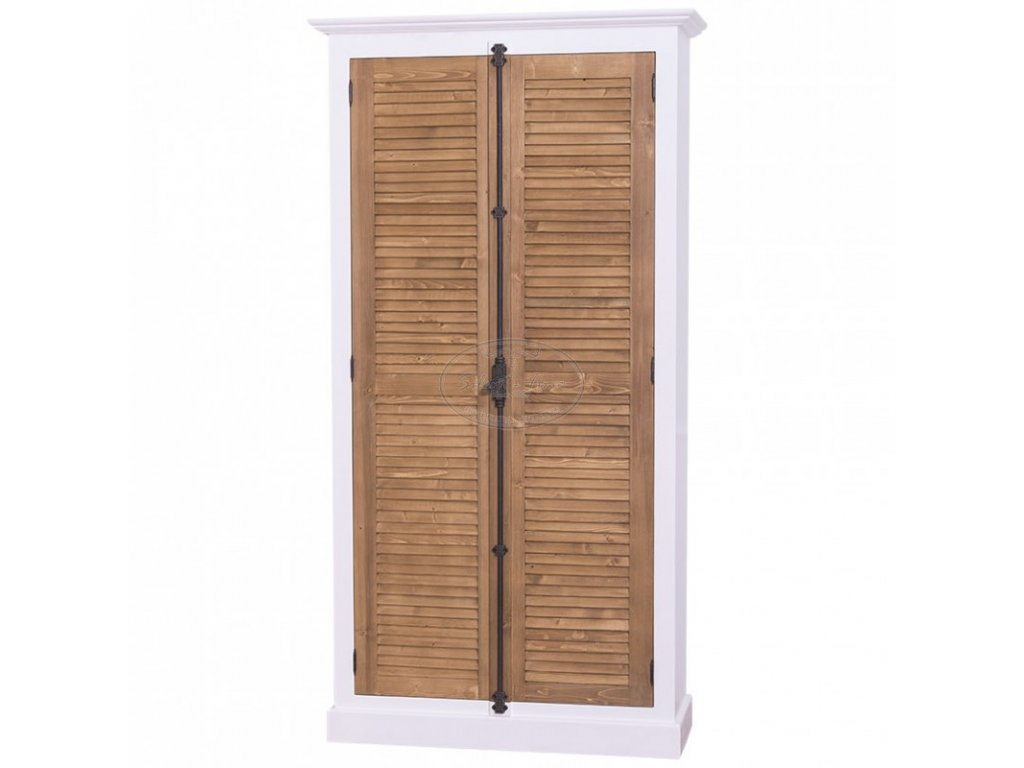 Dřevěná skříň RIVIÉRA TIME PS-616