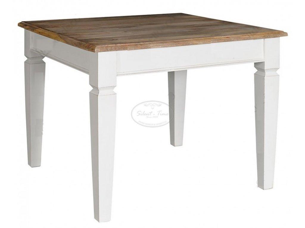 Jídelní stůl BRISTOL WHITE