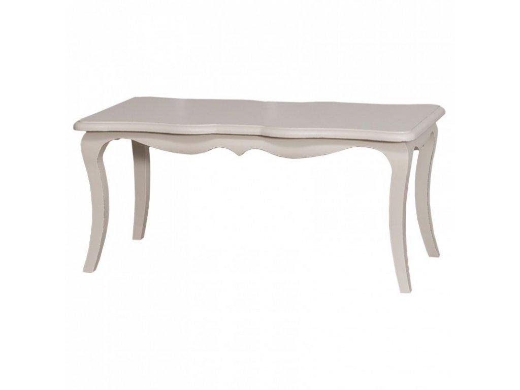 Konferenční stolek dřevěný SILENT CHIC PS-650