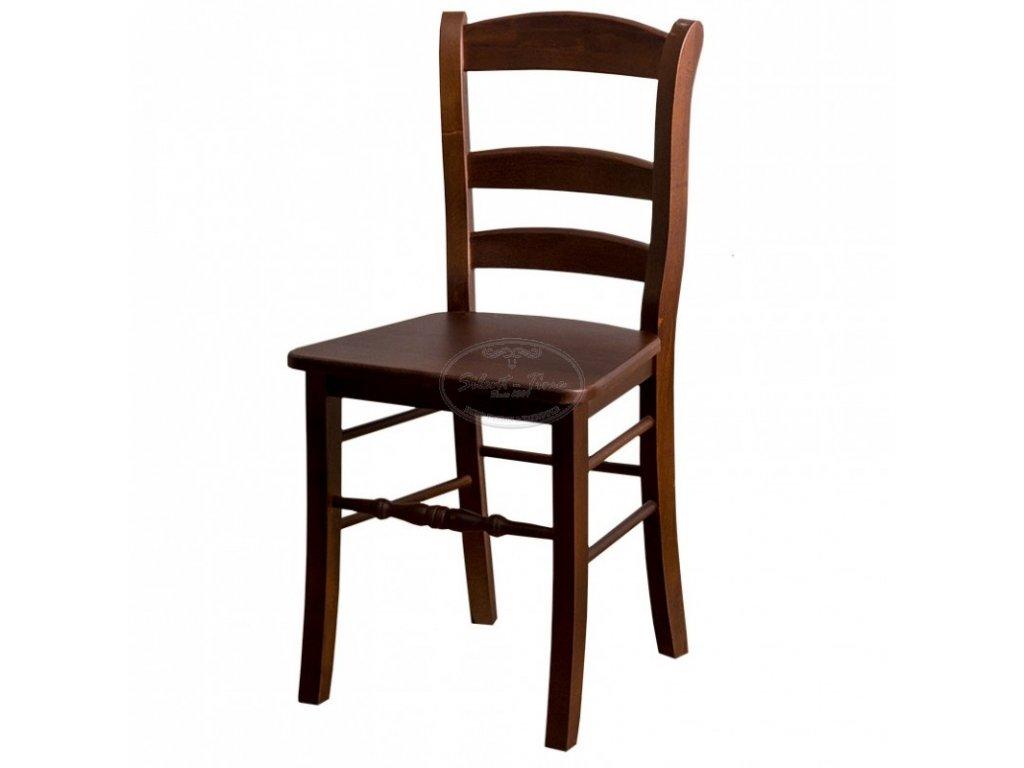 Židle dřevěná Clara PS-663