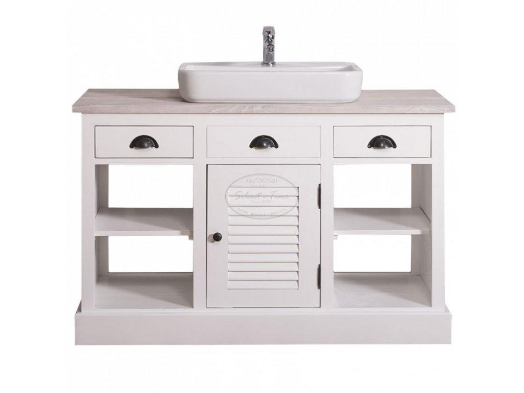 Koupelnová skříňka umyvadlová PS-666