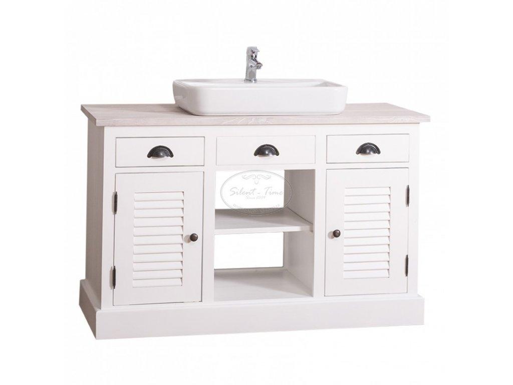Koupelnová skříňka umyvadlová PS-667