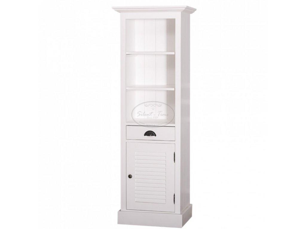 Dřevěná skříňka koupelnová RIVIÉRA TIME PS-669