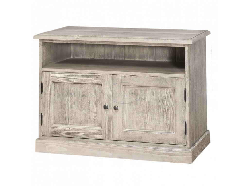 Televizní stolek dřevěný PS-687
