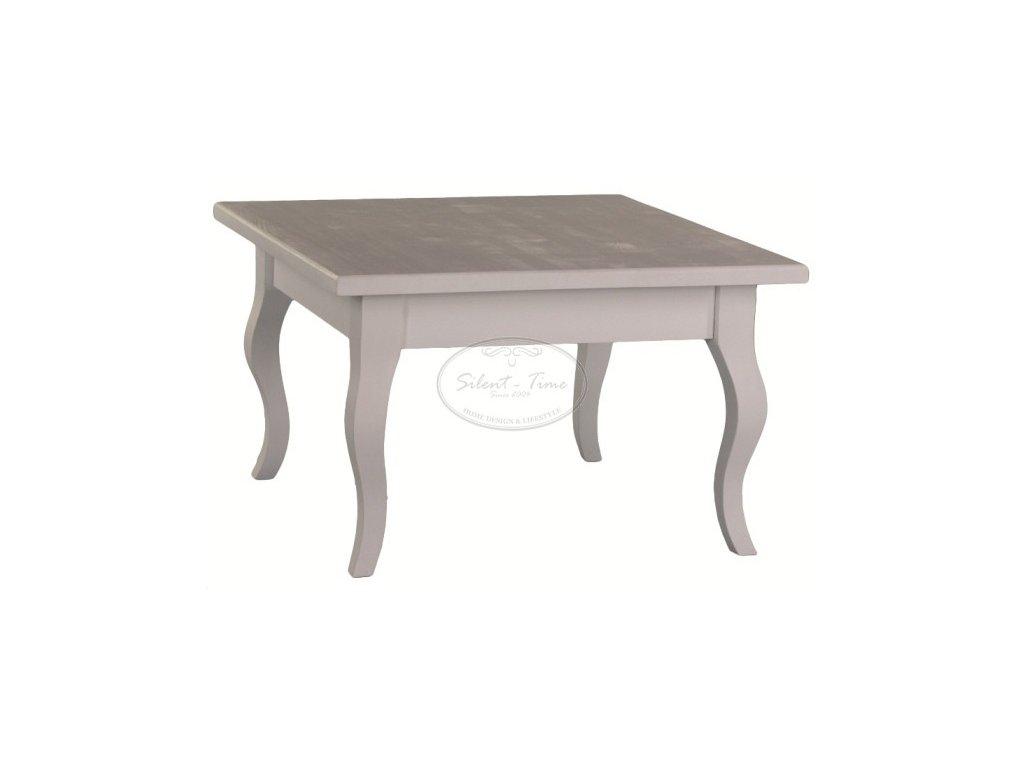 Kávový stolek FLEXI PINE-4