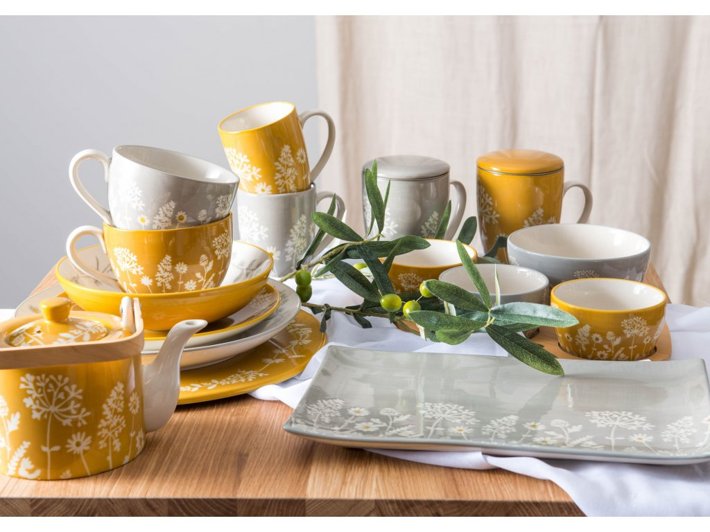 Set hrnků na čaj s víčkem SUREAU