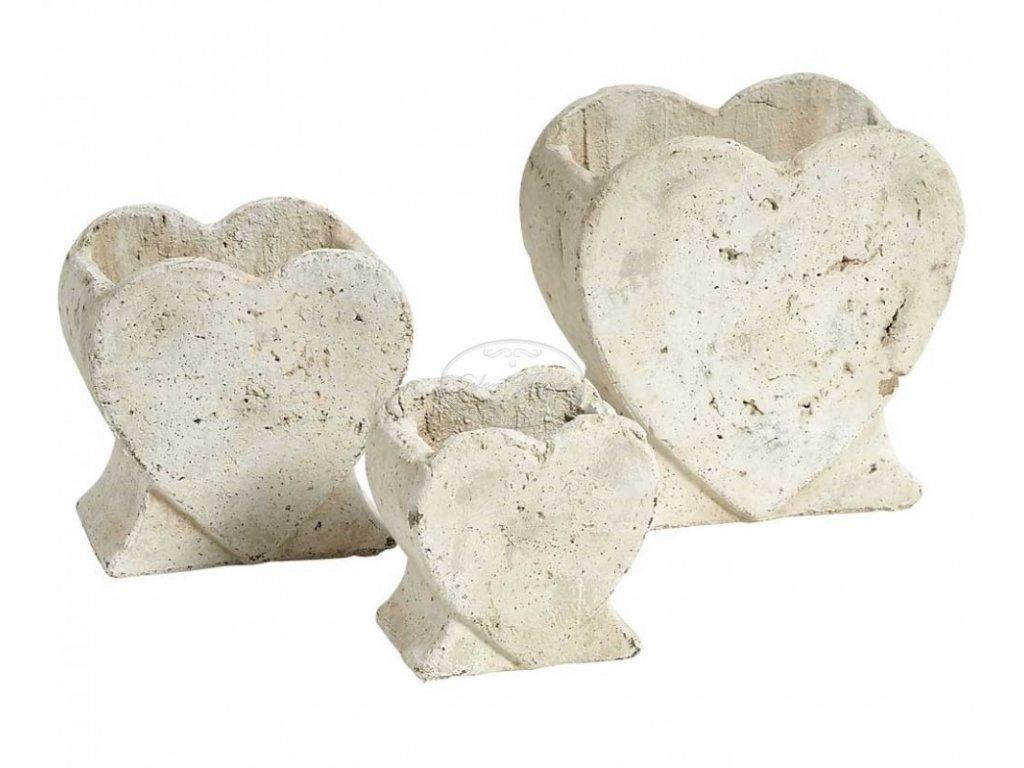 Květník HEARTS Albero
