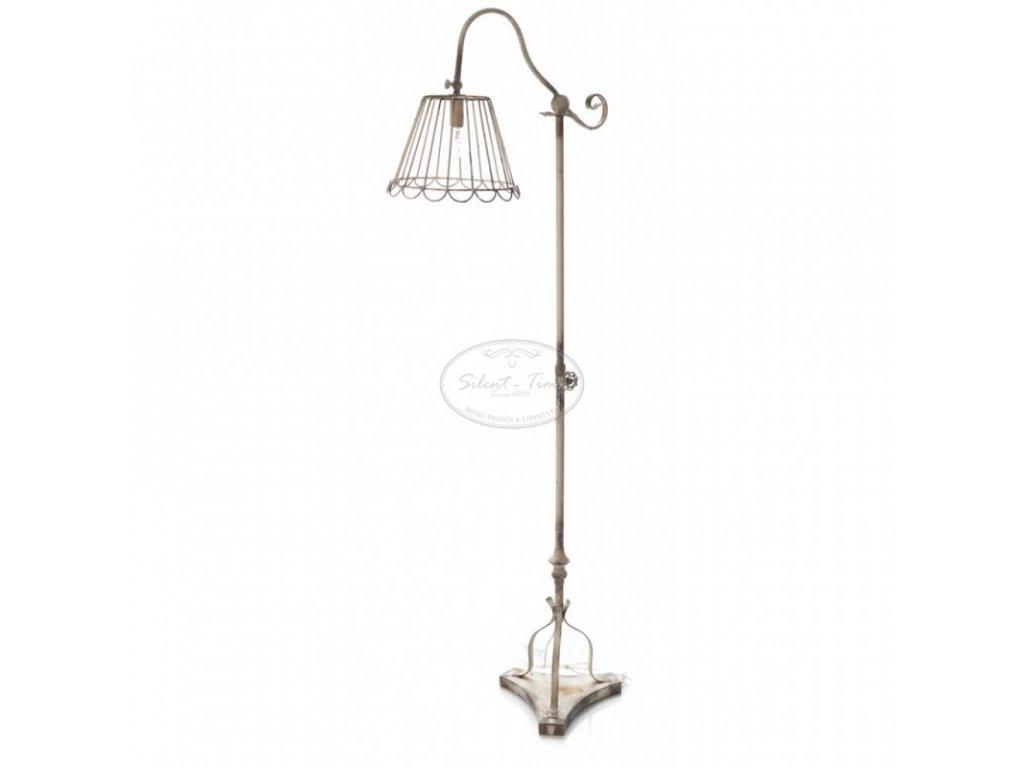 Stojací lampa BASKET