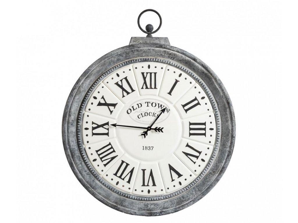 Kovové hodiny 1837 MAX