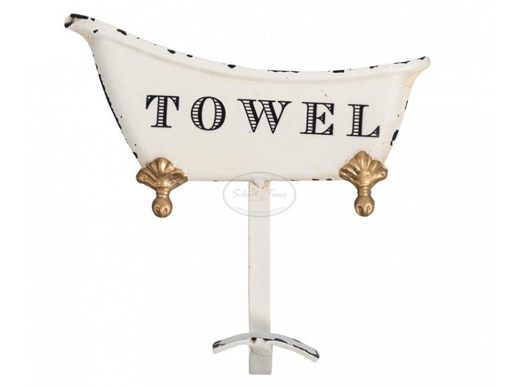 Věšáček TOWEL vana