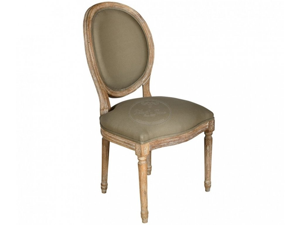 Židle BRISTOL GREY-GREEN