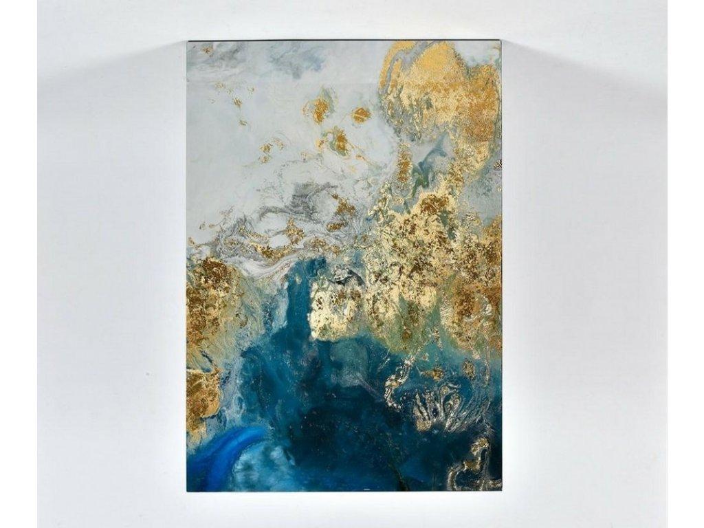 Nástěnný panel obraz LA MER 3