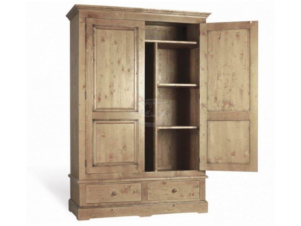 Skříň dřevěná BL3228